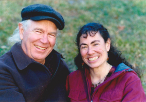 Michael Kline and Carrie Nobel Kline
