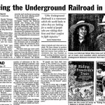 tracing the underground
